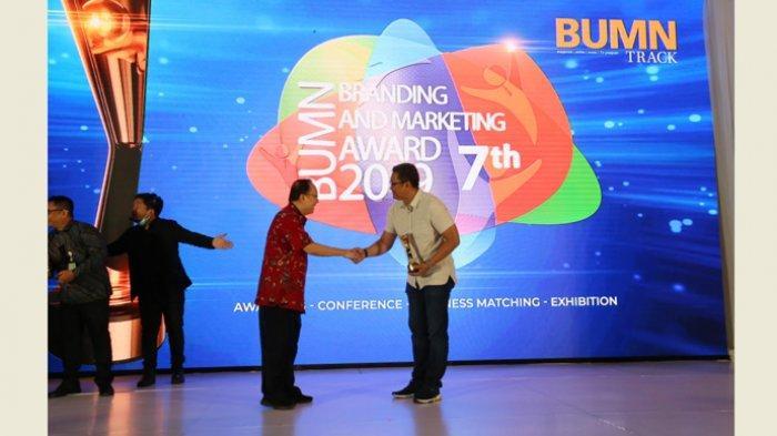 Patra Jasa Raih Penghargaan 'Marketing The Innovation'