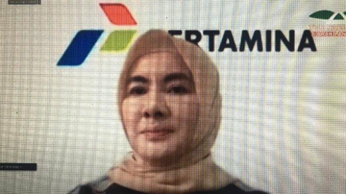 Direktur Utama PT Pertamina (Persero) Nicke Widyawati.