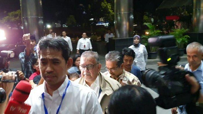 Sudah Diperiksa 2 Kali, Akankah KPK Tahan Direktur Utama PLN Sofyan Basir?