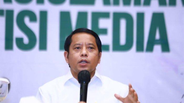 Dirjen Bimas Islam Kamaruddin Amin.
