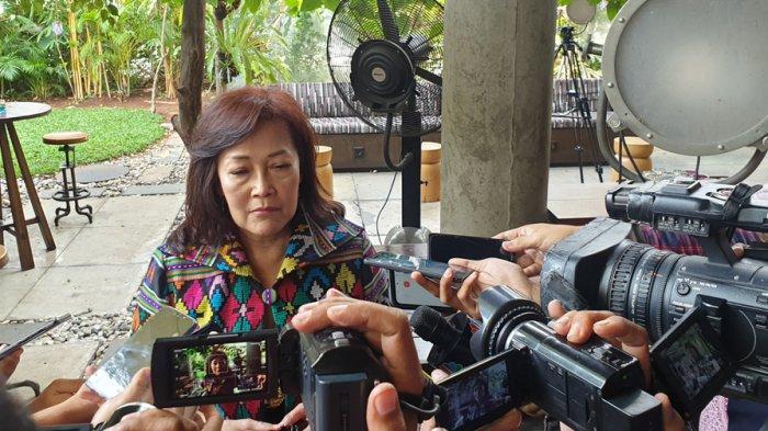 Dirjen Hubud Kemenhub Polana B Pramesti, Selasa (22/10/2019).