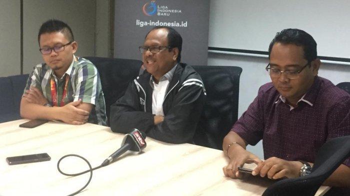 Direktur PT LIB Turut Berkomentar Soal Dugaan Match Fixing di Laga Persib vs Persela