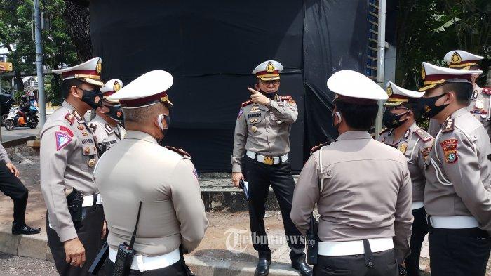 Polri Bentuk 11 Titik Penyekatan di Perbatasan Masuk Jakarta Saat Malam Tahun Baru 2021