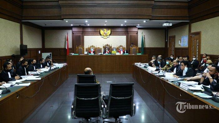 Sempat Tertunda karena Terdakwa Reaktif Covid-19, Sidang Korupsi Jiwasraya Kembali Digelar