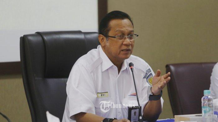 Edi Sukmoro Dicopot sebagai Dirut KAI, Berikut Perjalanan Karirnya