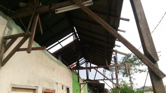 Video Puting Beliung Melanda Bekasi, 63 Rumah Dilaporkan Rusak