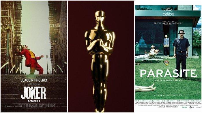 Jadwal dan Daftar Lengkap Nominasi Oscar 2020, Dominasi Film Joker di 11 Kategori