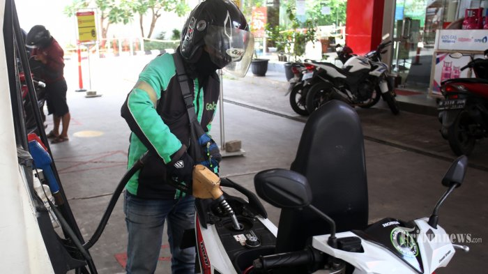 Daftar 143 SPBU di DKI Jakarta yang Jual Pertalite Seharga Premium Rp 6.450 per Liter