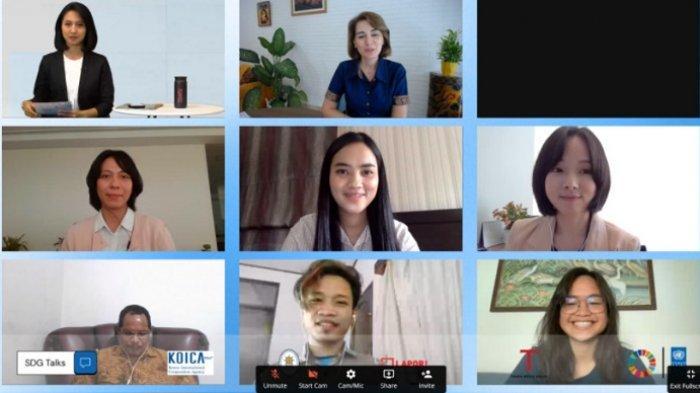 UNDP: Anak Muda Kunci Sukses LAPOR!, Aplikasi Pengelolaan Pengaduan Pelayanan Publik