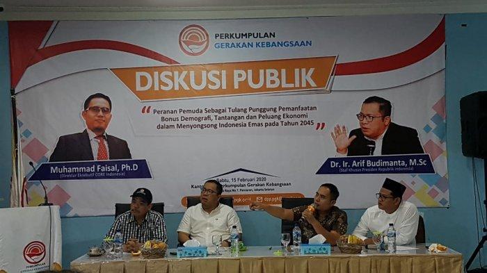 Punya Bonus Demografi Luar Biasa, Indonesia Jangan Sampai Gagal Seperti Brasil dan Afsel