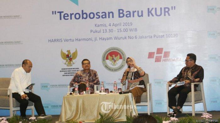 Adaptasi Perekonomian Rakyat, Suku Bunga KUR Terus Turun