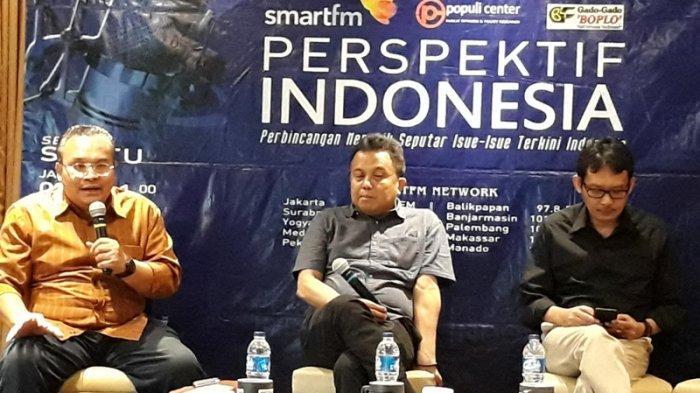 Selain Pemindahan Ibu Kota, Isu Penataan Jakarta Jadi Pusat Ekonomi Juga Penting
