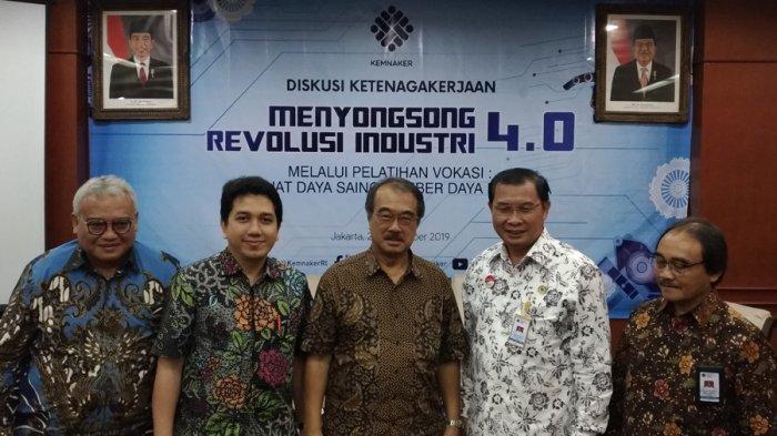 Kadin: Masuk ke Industri 4.0, Tenaga Terampil Masih Jadi Masalah di Indonesia