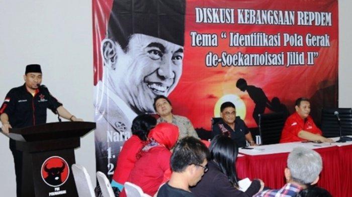 Wanto Sugito: Kiprah dan Pemikiran Soekarno Sebagai Pejuang dan Pencetus Bangsa Harus Dijaga