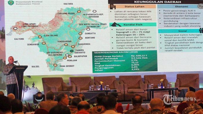 Soal Ibu Kota Baru: Dekat Lahan Perusahaan Adik Prabowo, Sejumlah Fasilitas Hingga Rekomendasi DPR