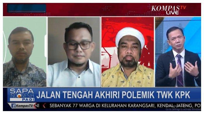 Tanggapi Polemik TWK, Ali Mochtar Ngabalin: Jangan Bawa KPK pada Urusan Politik