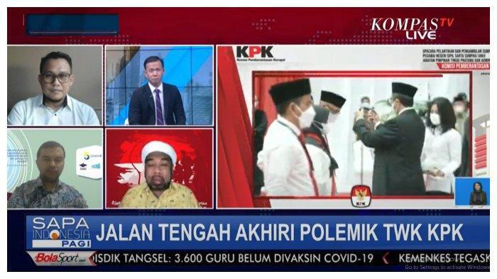 Diskusi KPK