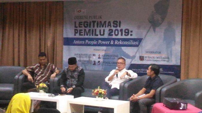 Waketum PAN Bara Hasibuan Desak Aktor Intelektual Insiden Kerusuhan Ditangkap