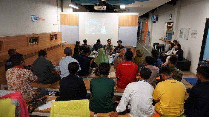 Diskusi Mahardika (Mahasiswa Berdialektika) bertema