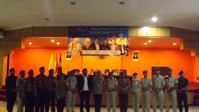 Menwa Jayakarta Sosialisasikan Technopreneur