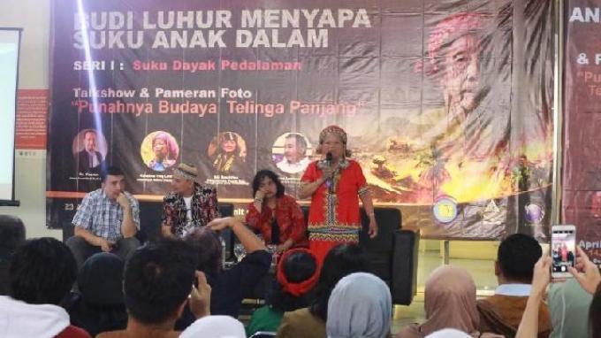 Gandeng Yayasan Orang Rimbo Kito, Budi Luhur Bina Suku Anak Dalam di Tebo Tengah, Jambi