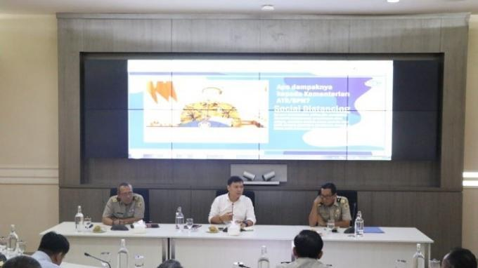 Kementerian ATR/BPN Tetapkan Langkah Strategis dalam Mitigasi COVID-19