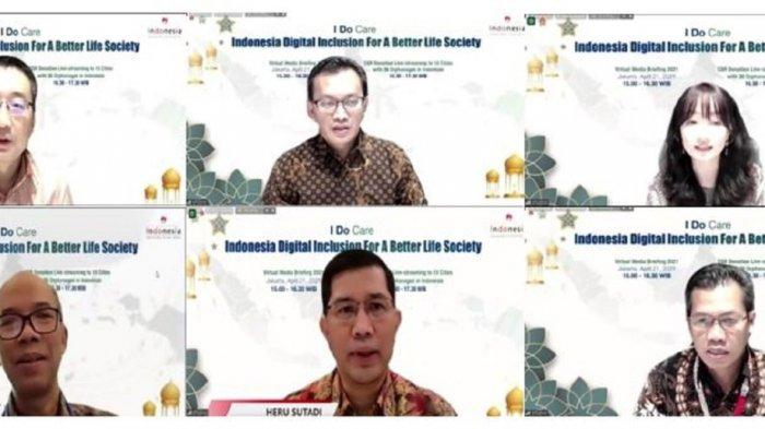 Huawei Pacu Inklusi Digital di Indonesia Lewat Program I DO