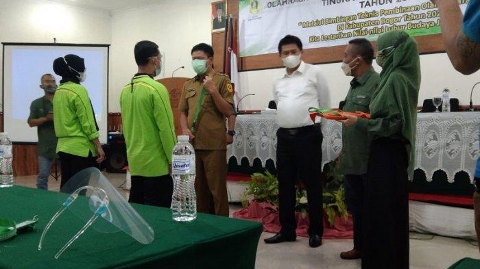 Dispora Kabupaten Bogor Beri Pembekalan 40 Guru Sekolah Dasar Kabupaten Bogor