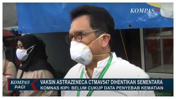 Demi Pastikan Keamanan, Kemenkes dan BPOM akan Hentikan Distribusi Vaksin AstraZeneca Sementara