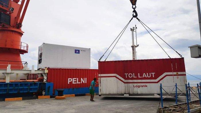 Akselerasi Muatan Balik Tol Laut Jadi Momentum Perluasan Pasar Komoditi Papua