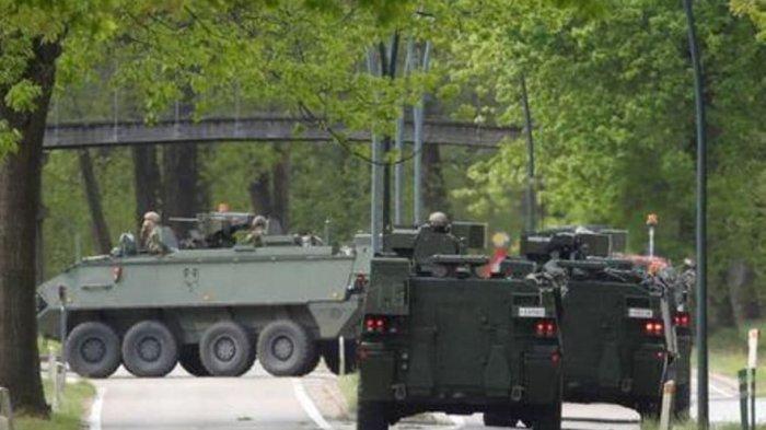 """Diburu Selama Sebulan, Desertir Tentara Belgia yang Dijuluki """"Rambo Belgia"""" Ditemukan Tewas di Hutan"""