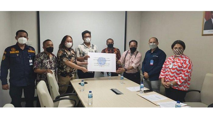 Ditjen Hubla Fasilitasi Pemberian Santunan ABK WNI yang Meninggal di Singapura