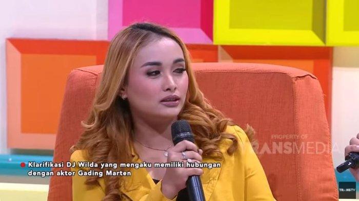 DJ Wilda Percaya Diri Ngaku Bakal Jadi Mama Tiri Gempita, Gading Marten Posting Sindiran: Halu