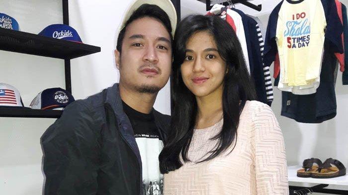 DJ Una dan suaminya