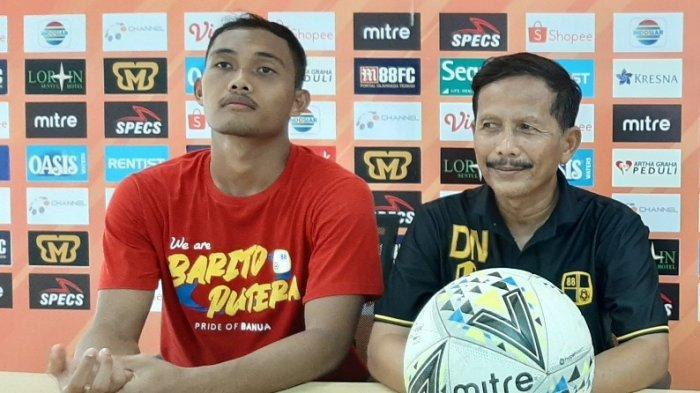 JADWAL LIVE Persija vs Barito Putera Piala Menpora, Djanur tak Gentar Label Bintang Macan Kemayoran