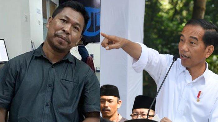 VIDEO: Ngotot Berikan VCD ke Jokowi, Mantan Tukang Pijit Gus Dur Akhirnya Dipanggil Paspampres