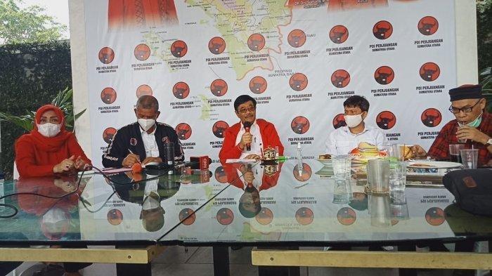 Jagoan Kalah di Kabupaten Samosir dan Karo Versi Hitung Cepat, DPD PDI Sumut Duga Ada Politik Uang