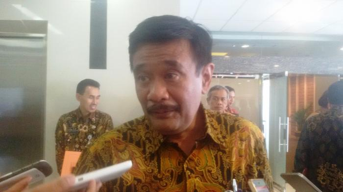 Wagub Djarot Sebut 57 Kelurahan di Jakarta Rawan Banjir