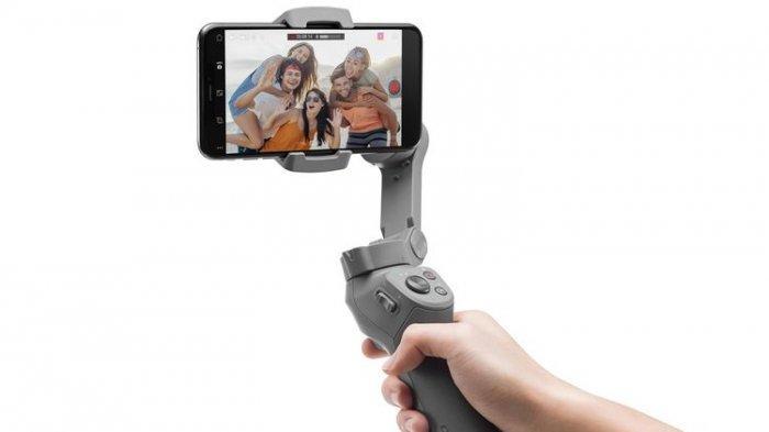 Gimbal Ponsel Dji Osmo Mobile 3 Sekarang Lebih Murah Dan Bisa Dilipat Tribunnews Com Mobile