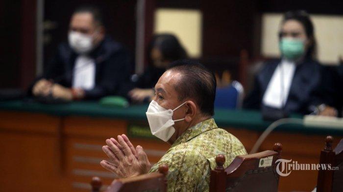 Bacakan Pledoi Minta Dibebaskan, Djoko Tjandra: Saya Cinta Indonesia Seperti Anak ke Ibunya