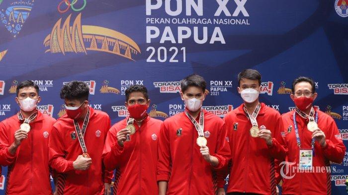 Update Klasemen Perolehan Medali PON XX Papua 2021: Jawa Barat Melesat, 6 Kontingen Tanpa Emas