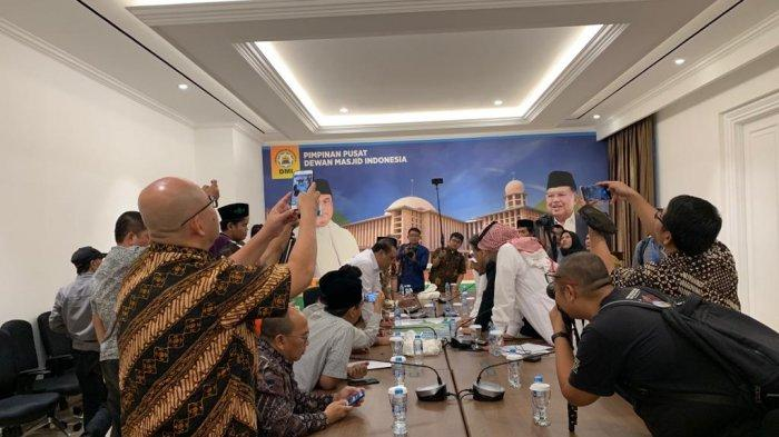 Museum Sejarah Nabi Muhammad Akan Dibangun di Indonesia, Jusuf Kalla dan Syafruddin Dapat Apresiasi