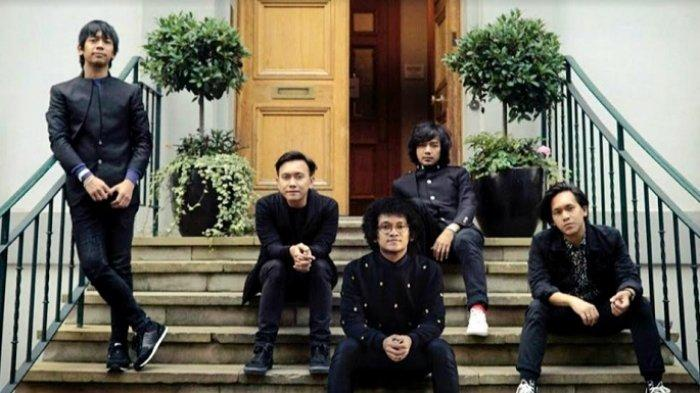 Tandai 17 Tahun Berkarya, D'Masiv Rekaman di Abbey Road Studio untuk Album Barunya