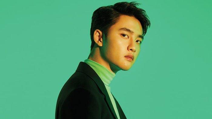 D.O. EXO Puncaki Tangga Lagu Dunia dengan Album Debutnya, Empathy