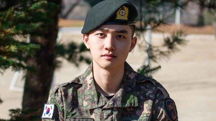 D.O EXO Selesaikan Wajib Militer, Bagikan Pesan Manis untuk Para Penggemar