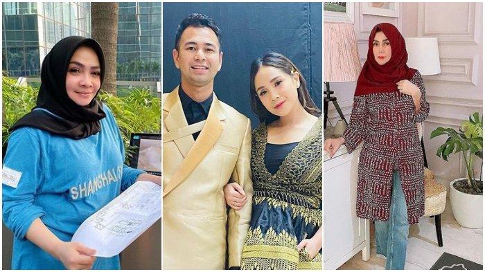 Ibu Mertua RaffI Ahmad Sempat Positif Covid-19 Kini Sudah Sembuh, Beri Ucapan Amy Qanita yang Ultah