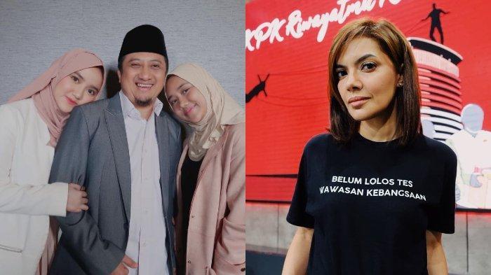 POPULER Seleb: Doa Yusuf Mansur untuk Alvin & Larissa   Najwa Shihab Jadi Korban Begal Payudara