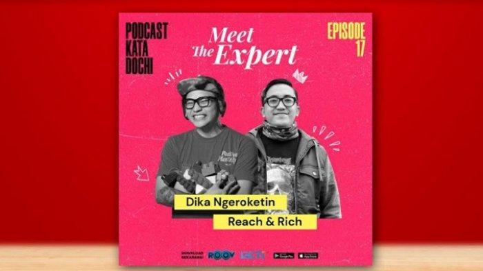 Dochi Sadega Kulik Perjalanan Andika Agustiansyah Selaku Co-Founder Rich Music Online