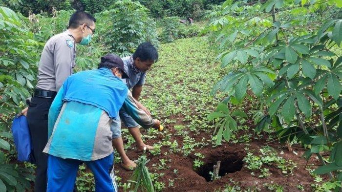 Perempuan Gunungkidul Jadi Korban Fenomena Sinkhole, Ditemukan di Kedalaman 3 Meter