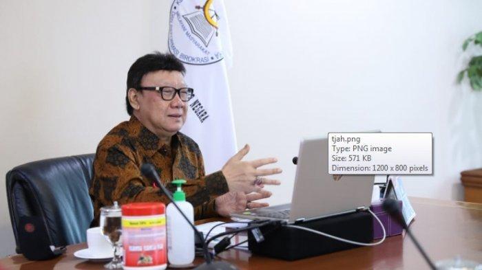 Menteri Tjahjo Beberkan Strategi Hadapi Tantangan Reformasi Birokrasi